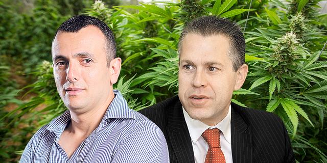 "גלעד ארדן ושי באב""ד, צילום: אוראל כהן"