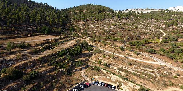 """הופקדו תוכניות הבנייה ברכס לבן בהרי ירושלים; """"יפגעו בשטחי הפנאי"""""""