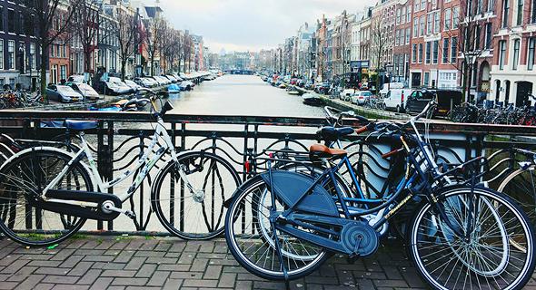 יותר אופניים מתושבים