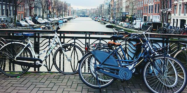 אמסטרדם, צילום: יונתן קסלר