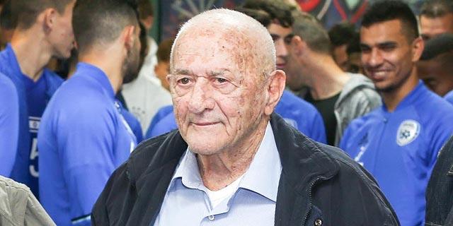 כדורגלן העבר שייע גלזר הלך לעולמו ביום הולדתו ה-91