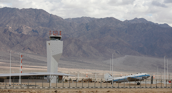 Eilat's new Ramon Airport. Photo: EPA