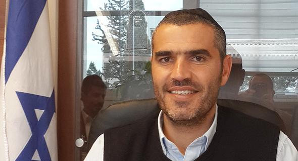 """סגן ראש העיר רמת השרון, יעקב קורצקי. """"שינוי פניה של מורשה הוא בבחינת הכרח"""""""