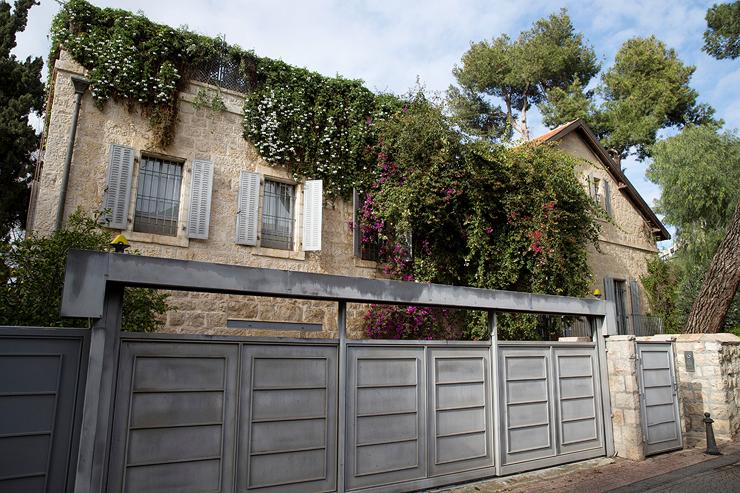 בית ברחוב כרמיה 6 בירושלים