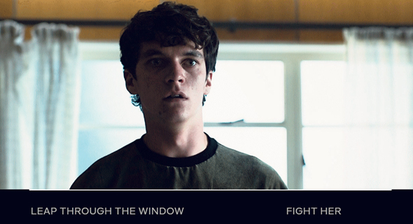 Bandersnatch movie. Photo: Netflix