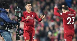 ליברפול מצלמה טלוויזיה מצלמת טלוויזיה פרמיירליג, צילום: איי אף פי