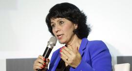 """ועידת התחזיות 2019 ד""""ר חדוה בר המפקחת על הבנקים, צילום: עמית שעל"""
