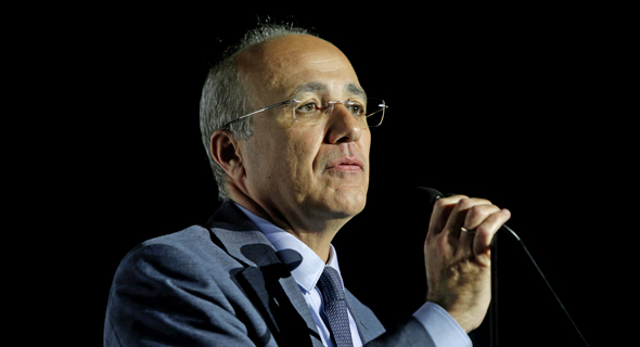 Moshe Bareket, head of The Capital Markets, Insurance, and Savings Division. Photo: Amit Sha