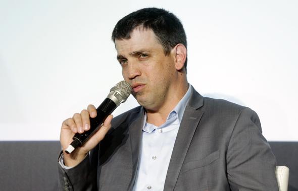 שאול מרידור, הממונה על התקציבים באוצר, בוועידה