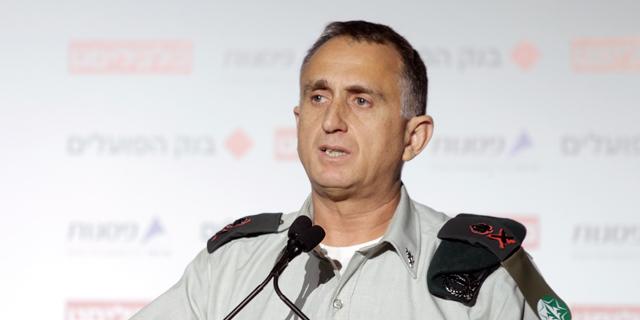 """תמיר היימן, ראש אמ""""ן, צילום: עמית שעל"""