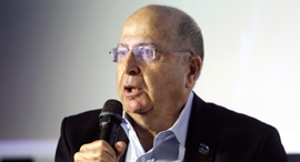 משה בוגי יעלון , צילום: עמית שעל