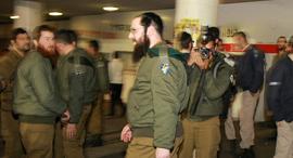 חייל חרדי, צילום: שאול גולן