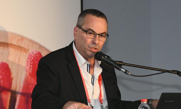 """רוני בריק, יו""""ר התאחדות בוני הארץ, היום בוועידה"""