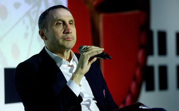 David Blatt. Photo: Amit Sha'al