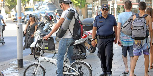 משרד התחבורה מתכנן: מצלמות מהירות בשבילי אופניים