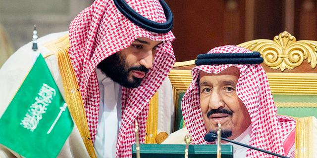 דיווח: יורש העצר הסעודי תומך בהידוק היחסים עם ישראל, אביו המלך מתנגד