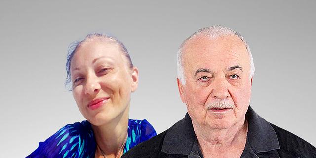 פישמן והלבט, צילום: אוראל כהן, פייסבוק