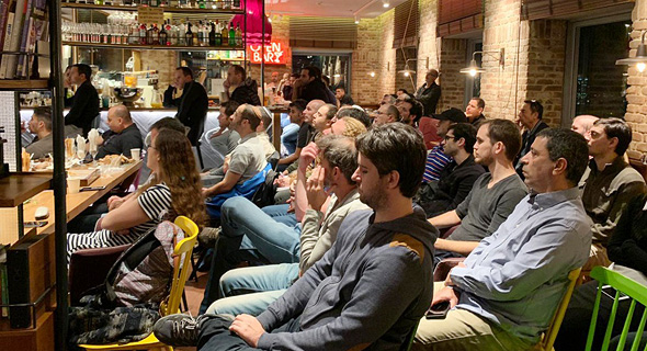 ערב גיוס עובדים ב-SQLink. המועמדים מאסו בהצעות לא רלוונטיות, צילום: רותם רוגובסקי