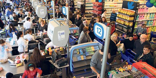 בשנה הבאה נבלה פחות זמן בסופר: תחזיות לשוק המזון המקוון ב־2019