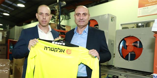 אלקטרה מוצרי צריכה תעניק חסות לנבחרת הכדורגל בישראל
