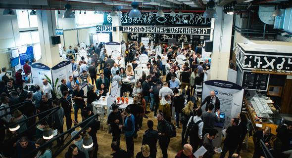 A previous EcoMotion job fair. Photo: Inbar Levi