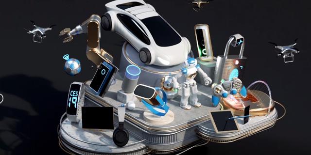 מה מחכה לנו השבוע בתערוכת הטכנולוגיה הגדולה בעולם?