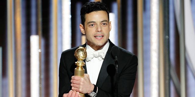 """הפתעה בגלובוס הזהב: """"רפסודיה בוהמית"""" זכה בפרס הגדול"""