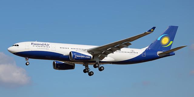 RwandAir to Launch Direct flights between Israel and Rwanda