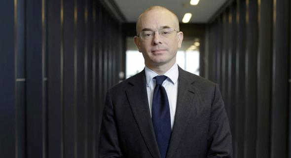 פול דונובן, הכלכלן הראשי של בנק  UBS, צילום: עמית שעל