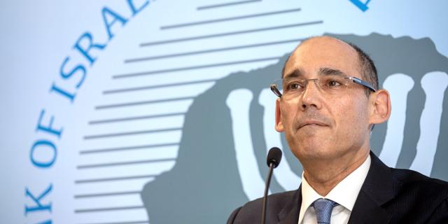 """נגיד בנק ישראל :""""על הממשלה לצמצם את הגידול בהוצאות ולהגדיל את ההכנסות"""""""