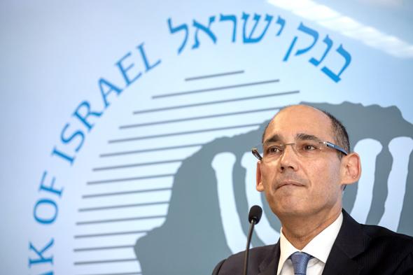 נגיד בנק ישראל, אמיר ירון