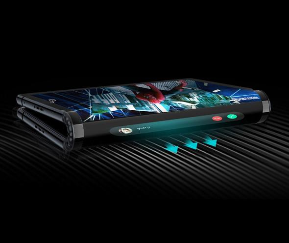 מכשיר ה-FlexPai, צילום: royole