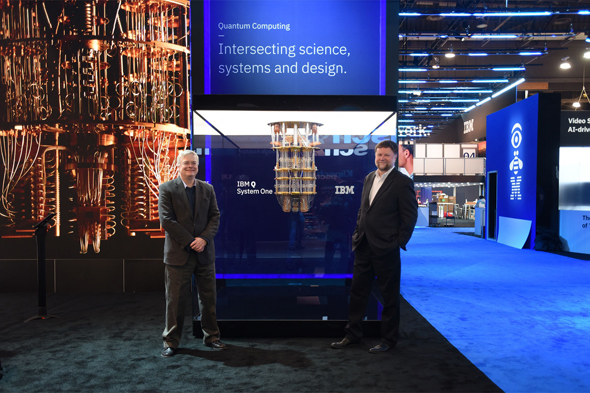 IBM מחשוב קוונטי , צילום: IBM