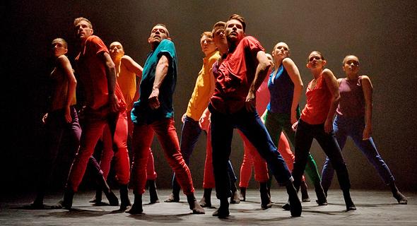 להקת הבלט בריטיש קולומביה , צילום: Michael Slobodian