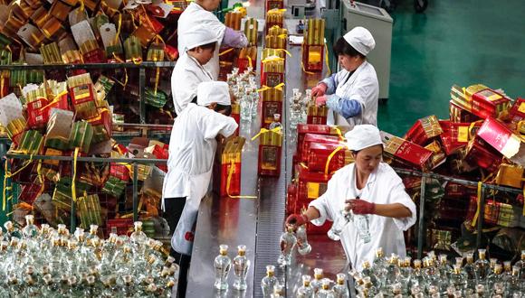 מפעל באיג'יו של היצרנית Qinyang , צילום: אי פי איי