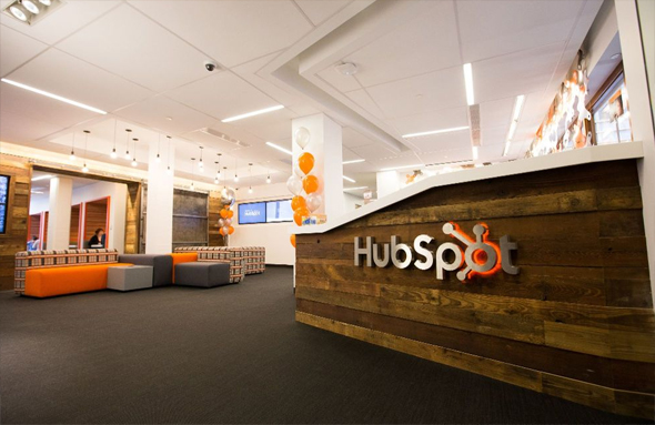 משרדי Hubspot, צילום: glassdoor