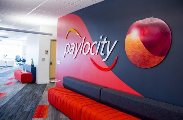 משרדי חברת Paylocity, צילום: glassdoor