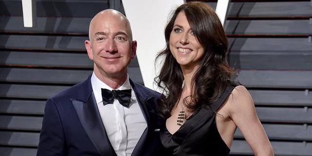 אחרי 25 שנות נישואים: ג'ף בזוס מתגרש