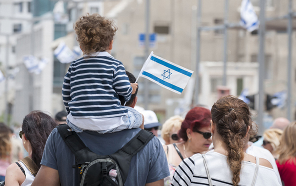 Child in Israel. Photo: Shutterstock