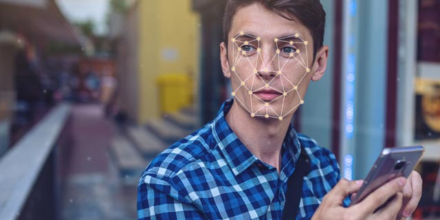 Facial recognition technology. Photo: Shutterstock
