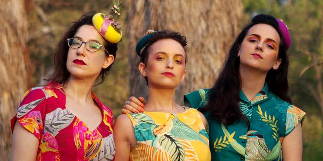 """אלבום בכורה לאחיות לוז: """"אנחנו עושות הכל לבד, אנחנו פמיניסטיות"""""""