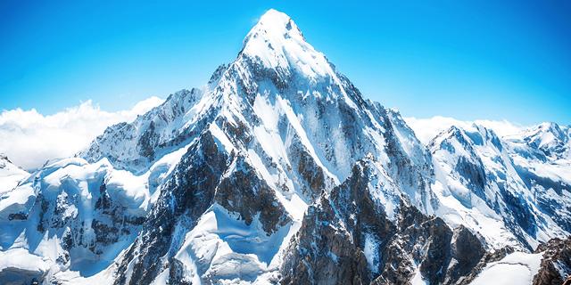 אוויר פסגות: הצצה לפסגות הגבוהות בעולם