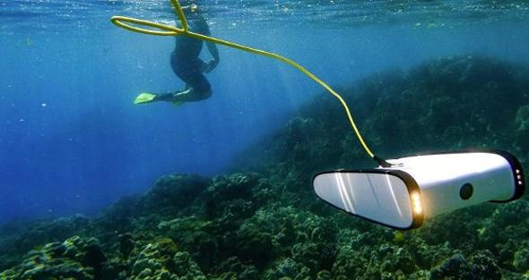 רובוט תת ימי, צילום: rchobbyreview