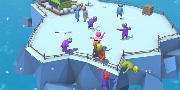 המשחק Party.io, צילום: touchtapplay