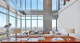 פנטהאוז סטיבן כהן למכירה One Beacon Court רחוב 58 מנהטן ניו יורק 2, צילום: Douglas Elliman