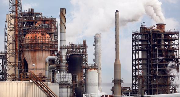 """בתי זיקוק של חברת Shell בלואיזיאנה, ארה""""ב. """"הכסף מונח על נכסים שאי אפשר לממש"""""""