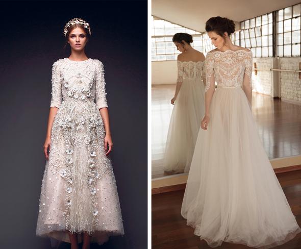 """שמלות בעיצובה של חנה מריליוס. """"זמן רב חשבתי שעיצוב זה לא מקצוע"""""""