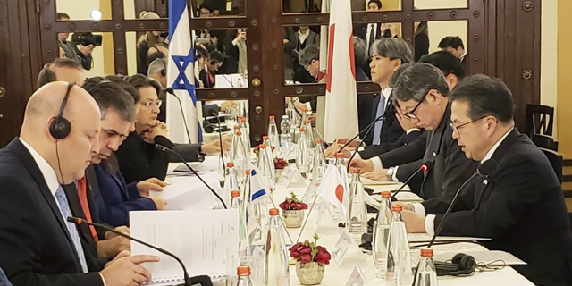 Israel and Japan in Talks to Enter a Free Trade Agreement