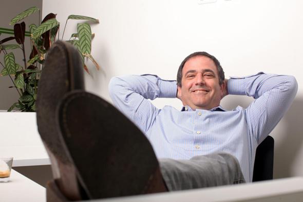 שלמה קרמר יזם ו משקיע הקים את ה סטארט אפ Cato Networks, צילום: עמית שעל