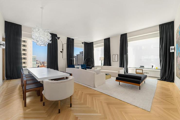 הדירה בסנטרל פארק - מבפנים, צילום: modlin group